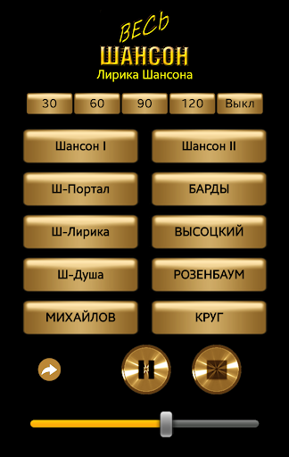 Best Russian Chanson Radio