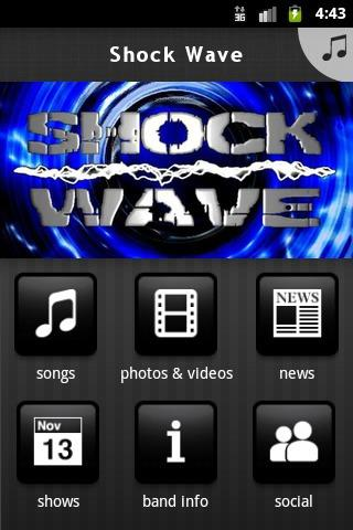 Shock Wave - screenshot