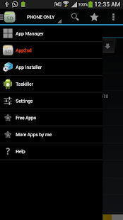 App2sd and appmanager-appmgr 3 - screenshot thumbnail