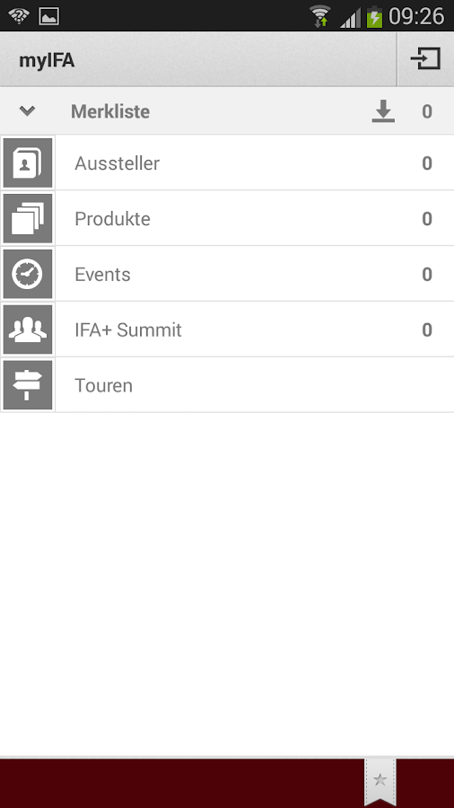 IFA 2014- screenshot