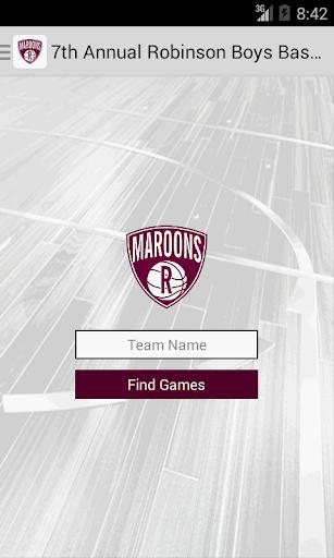 Robinson Basketball Shootout