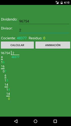 DivEasy - División Fácil
