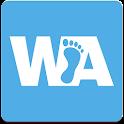 FIASP WalkApp icon