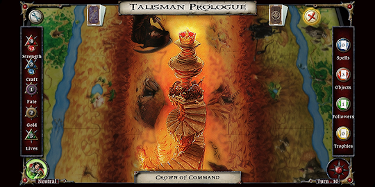 Talisman Prologue Screenshot 8
