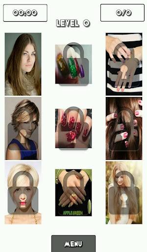 Hair Salon and Nail Salon