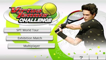 Virtua Tennis Challenge for andriod full version free download