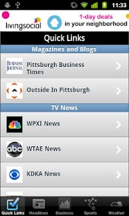 Pittsburgh Local News - screenshot thumbnail