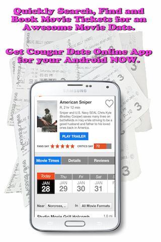 cougar dating app gratis chat for unge
