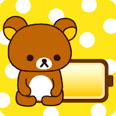 Rilakkuma Battery Widget 4
