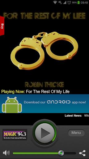【免費音樂App】Magic 94.3-APP點子