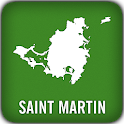 St Martin GPS Map icon