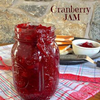 Cranberry Jam.