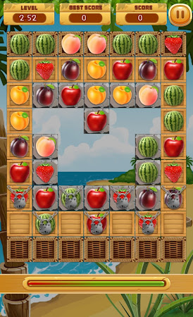 Fruit Crush - Match 3 games 1.2 screenshot 242241