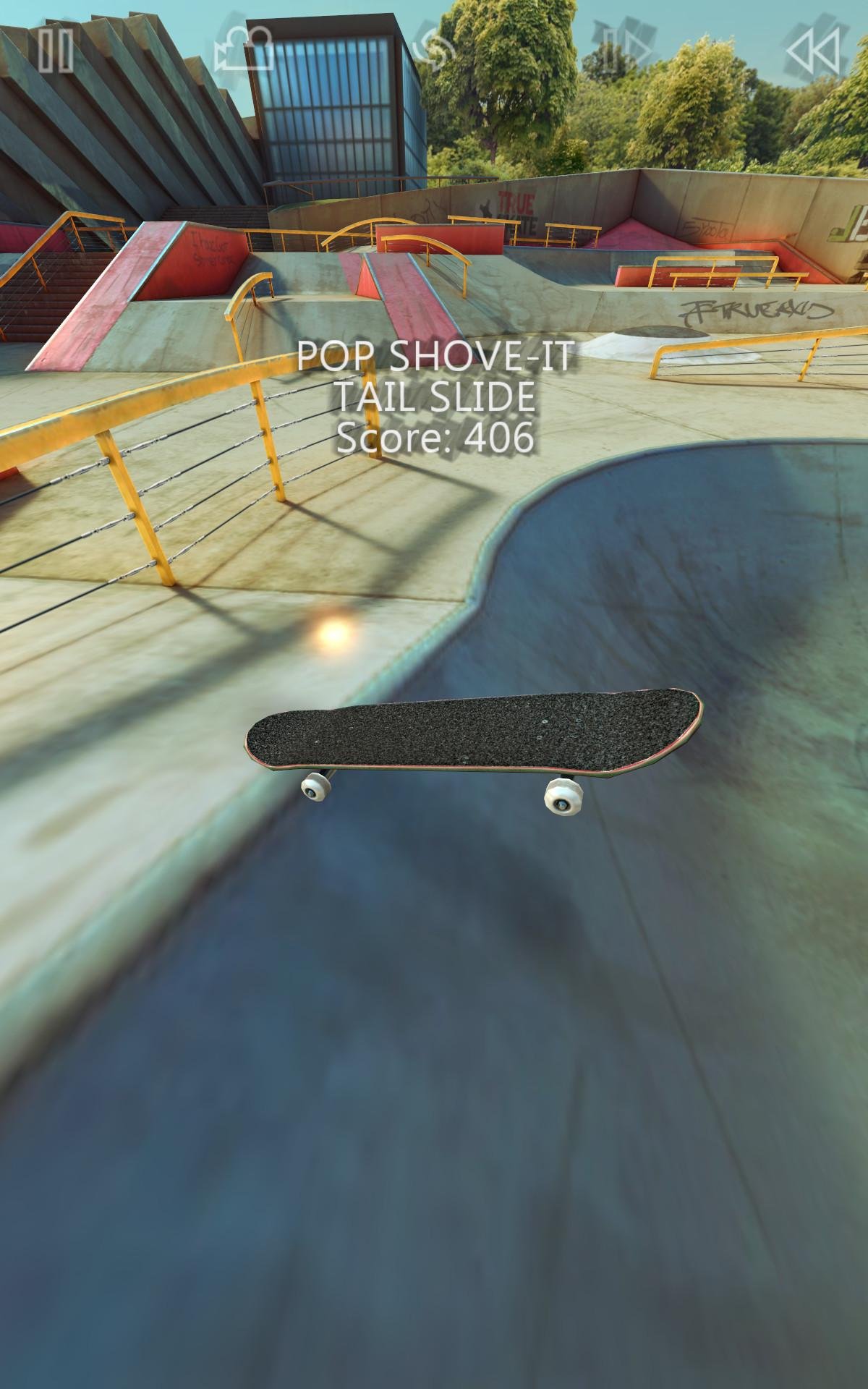 True Skate screenshot #14