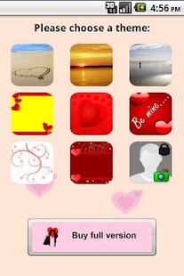 Cards for Lovers FREE - screenshot thumbnail