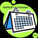 Hebrew Calendar & Widget icon