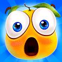 Gravity Orange 2 -Cut rope help orange pass window
