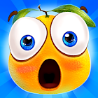 重力橙子2 -- 疯狂切割绳子物理重力游戏 icon