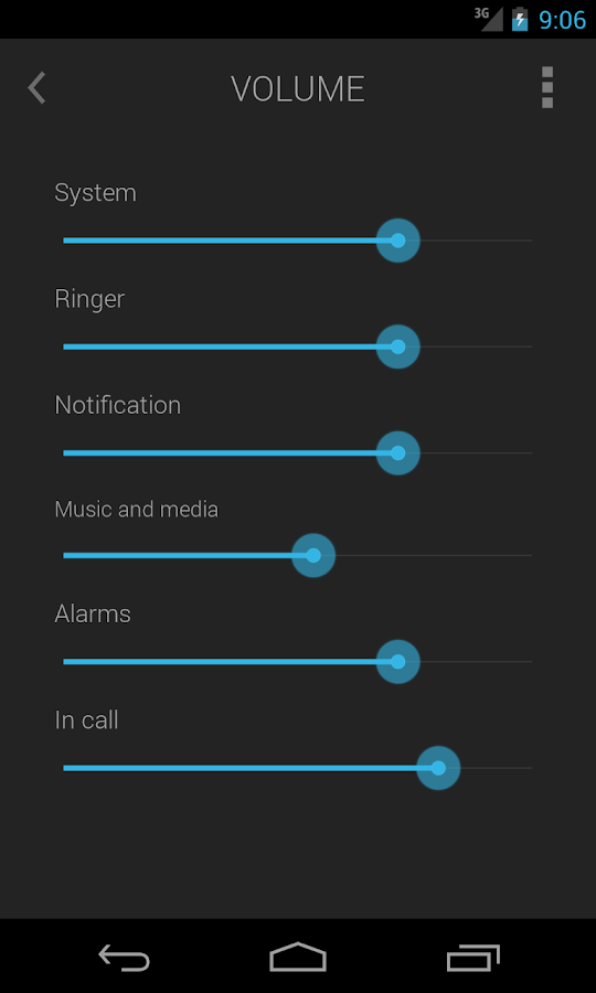 Cell Phone Ringtones- screenshot