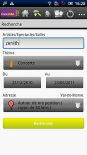 France Billet- screenshot thumbnail