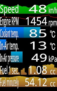OBD Mileage ( old version ) - screenshot thumbnail
