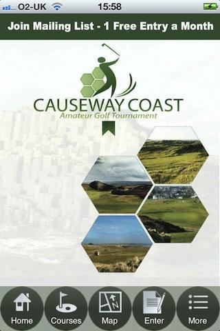 Causeway Coast Golf