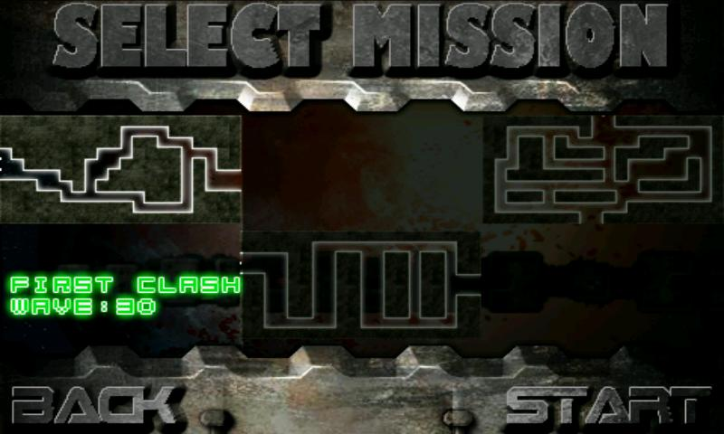 Star Rebellion Lite - screenshot