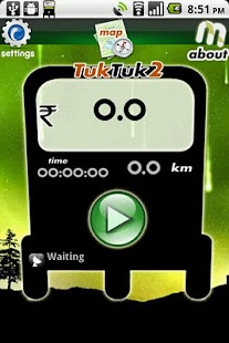 Tuk Tuk Meter 2 - screenshot thumbnail
