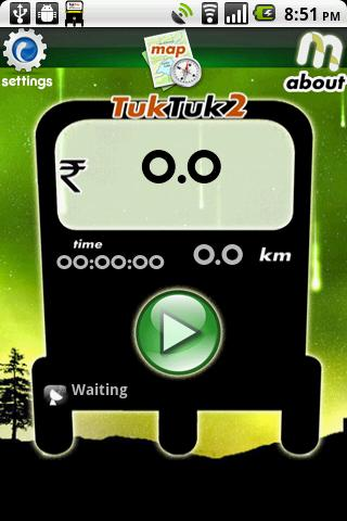 Tuk Tuk Meter 2 - screenshot