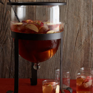 Apple Sangria.