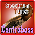 Spectrum Tuner contrabass icon