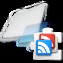 Google Reader Timescape™ logo