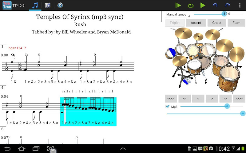 Drum drum chords for songs : TabTrax drum tab player editor on Google Play Reviews | Stats