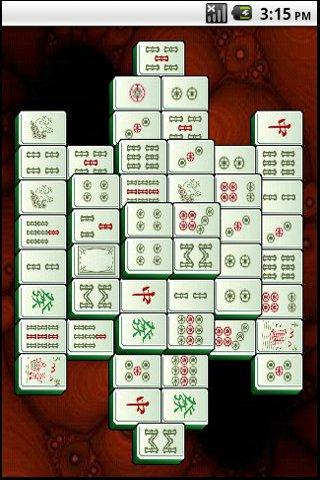 Mahjongg Solitaire PRO- screenshot