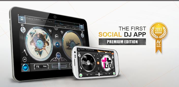 edjing PE - DJ Mix studio