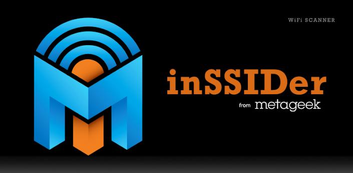 تطبيق مجانى مميز للاندرويد لتحسين اداء الواى فاى والاتصال بالانترنت inSSIDer1.1.62.apk