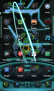Next Core 3D Livewallpaper LWP v1.1