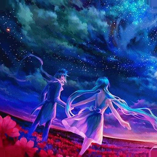 Love under the stars LWP 個人化 App LOGO-硬是要APP