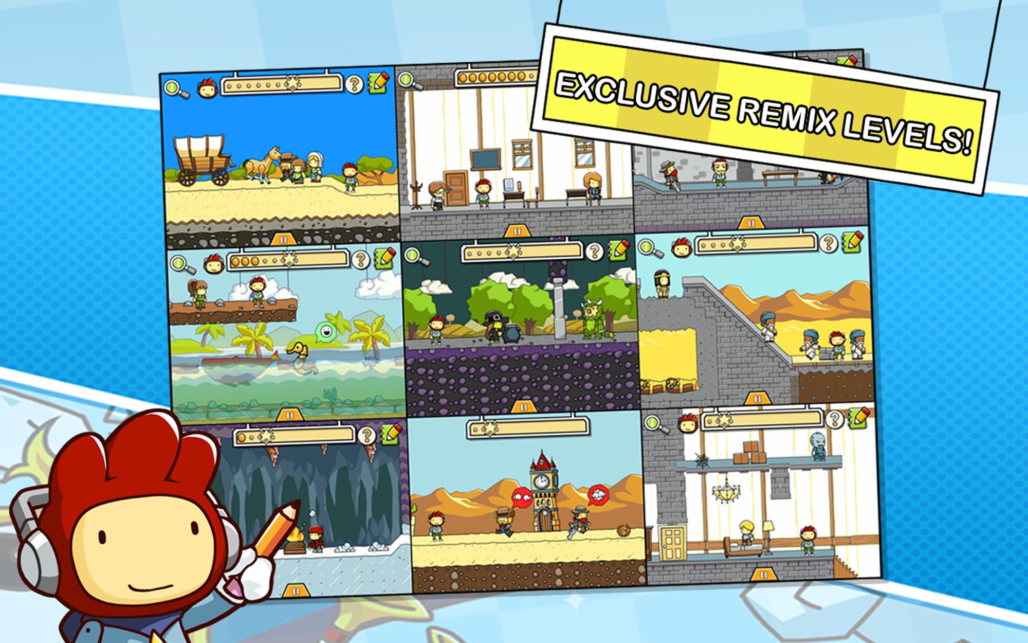 Scribblenauts Remix screenshot #12