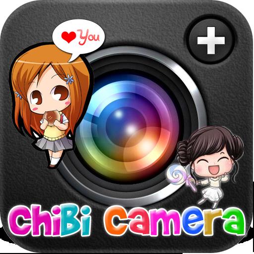 Chibi Camera LOGO-APP點子