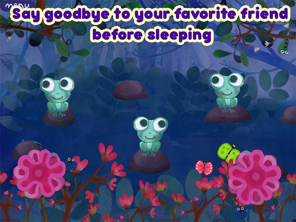 Lullaby Planet - baby bedtime- screenshot