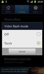 EZ Cam Widget Lite- screenshot thumbnail
