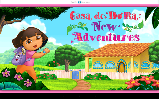 Zoodles Games Player screenshot