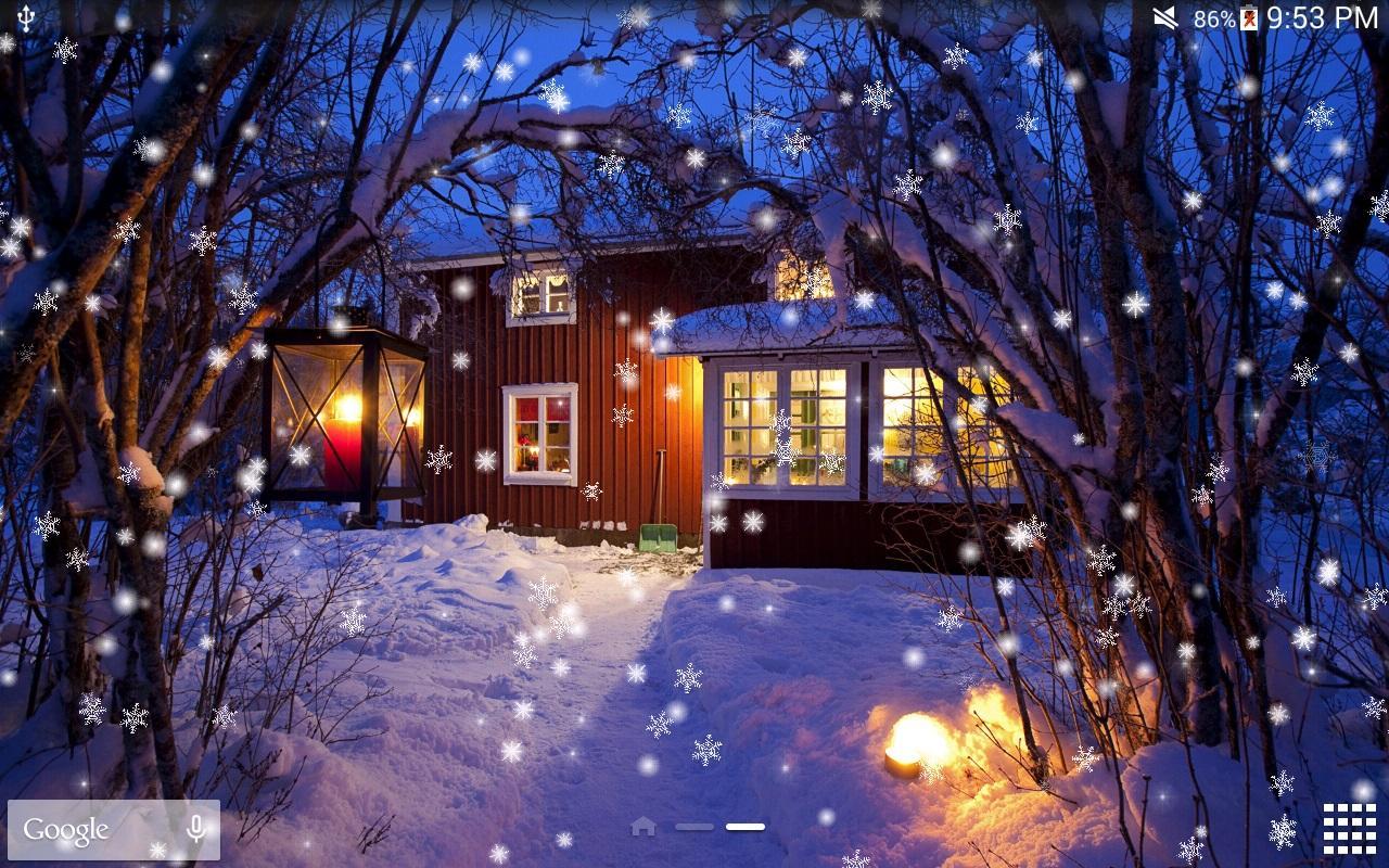 Snow Night PRO ...