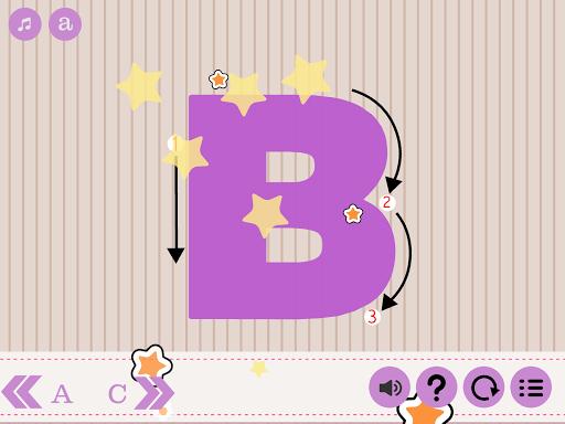 Write The Alphabet ABC u270f 1.0 screenshots 21