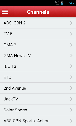 Libreng Philippine Telebisyon