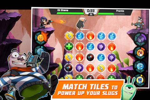 Slugterra: Slug it Out! screenshot