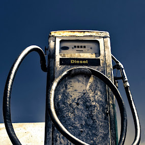 Fuel Pump by Glenn Visser - Artistic Objects Other Objects ( diesel, pump, fuel )