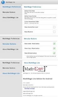 MathMagic Lite - screenshot thumbnail