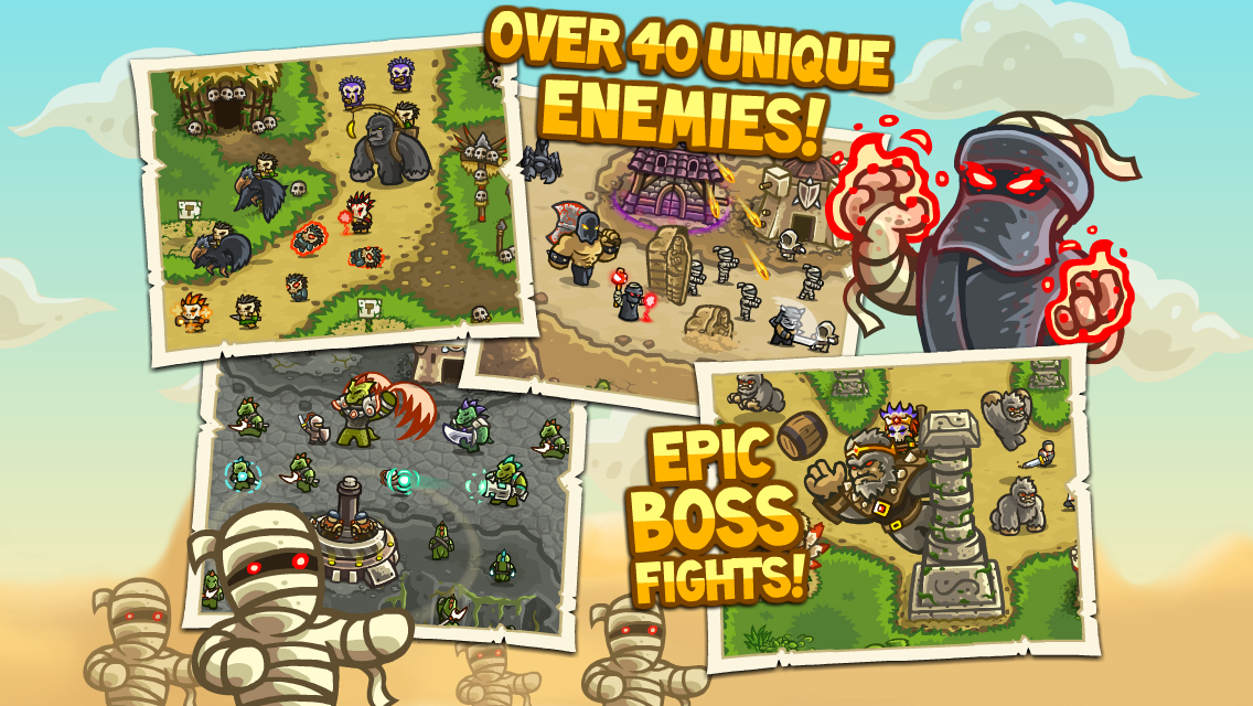 Kingdom Rush Frontiers screenshot #4